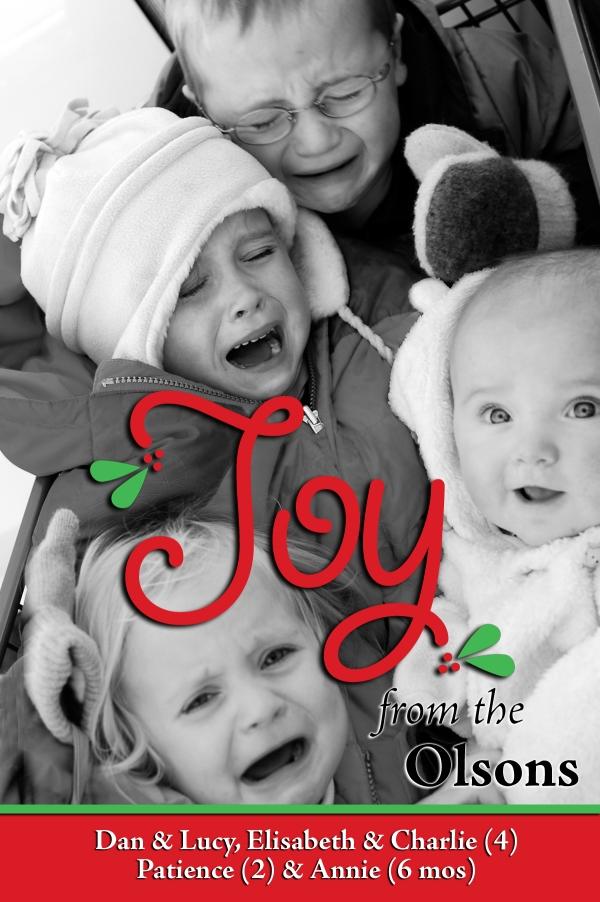 christmas card-2012